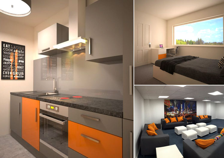 casita student accommodation southampton - home from home